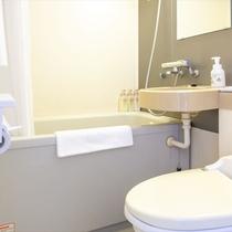 【客室】バスルーム、自動洗浄トイレ