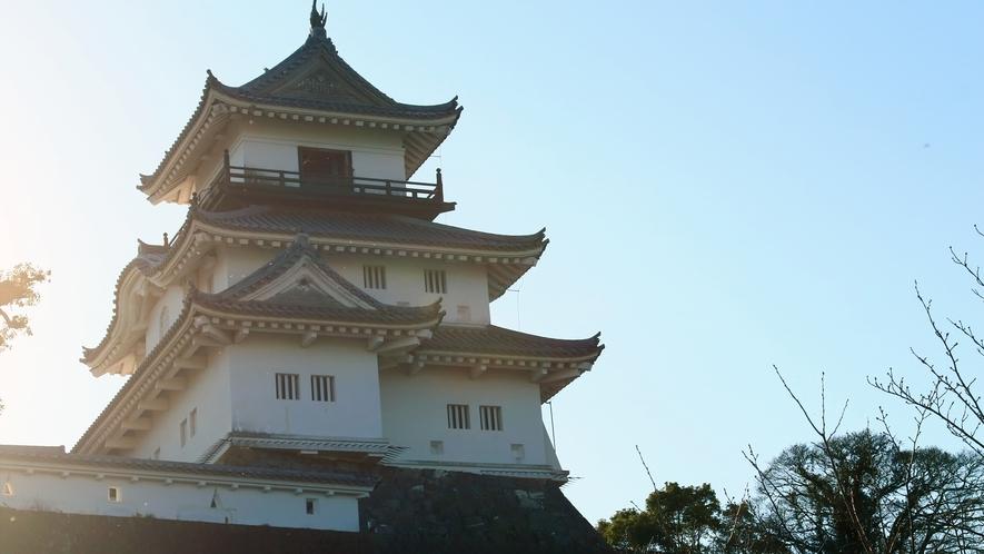 ◆「東海の名城」と呼ばれた掛川城。この機会にぜひ観光してみてください!