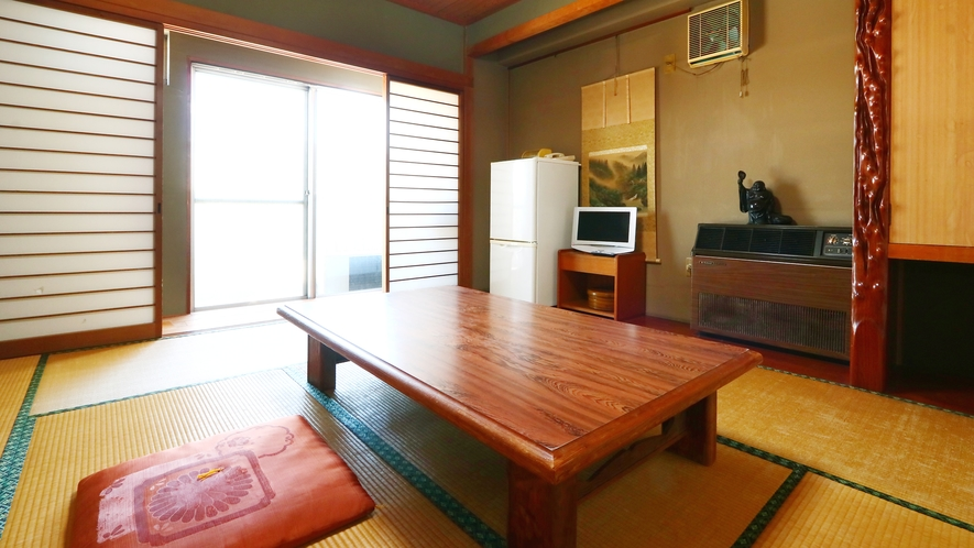◆和室①◆家電付♪ 和室でゆったりとお寛ぎください♪