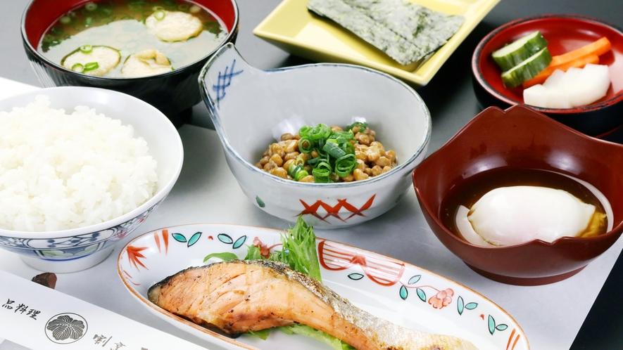 ◆ライトコースの朝食◆朝は軽めの方に!リーズナブルなご旅行に最適!