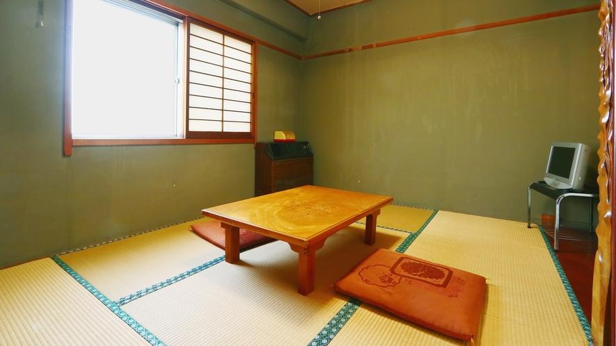 ◆和室②◆TV・冷蔵庫付 心休まる和室のお部屋です。