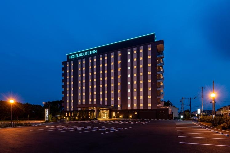 ホテル夜景②   鹿沼市に新しい夜の光が生まれました!