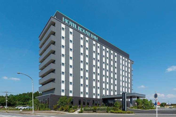 ホテル全体②   鹿沼工業団地のすぐ近く♪