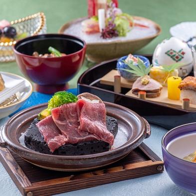 【スタンダード2食付き】夕食は料理長お薦めの日本料理・会席を堪能するプラン