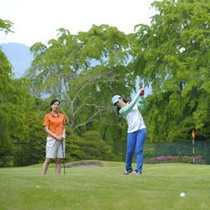 ショートゴルフ