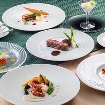 フランス料理ディナーイメージ2020