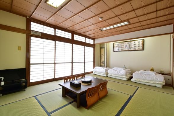 【401】畳の大広間&洋室スイート(112㎡)お得な素泊まりプラン★