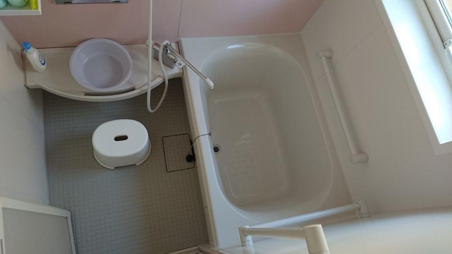 第1ハウスお風呂