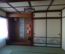 第2ハウス寝室