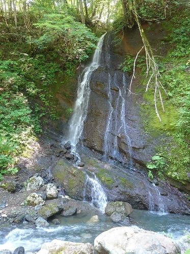 涙の滝 ハイキング(富岡地区)