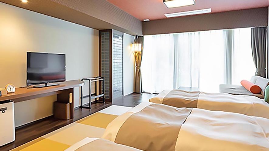 新設ベッド和室(禁煙)