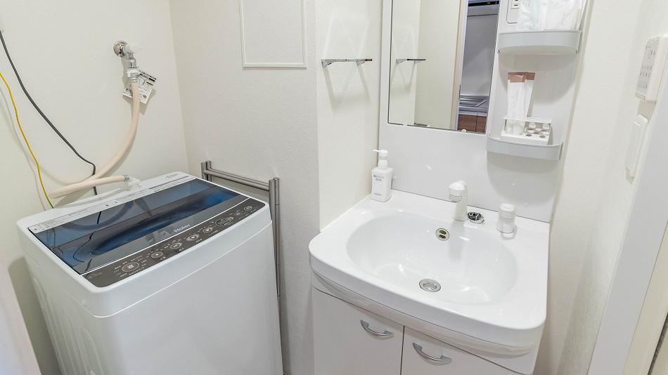 洗濯機/洗面化粧台