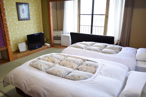 和室ベッドルーム 6畳