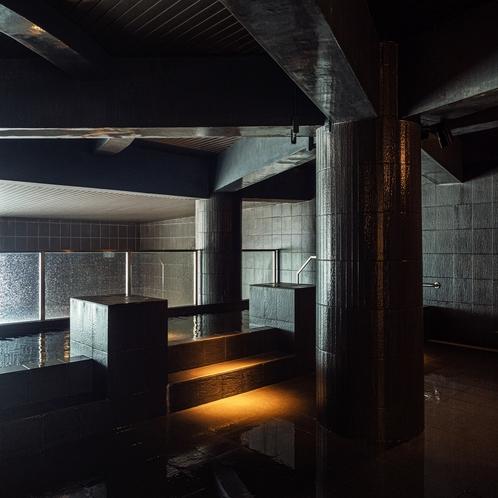 【お風呂】ホテルシーモアの浴場「波の湯」レジデンス宿泊の方は無料でご利用いただけます。