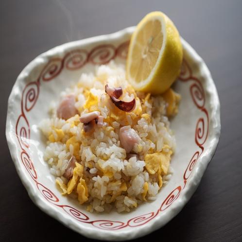 【夕食】シトラスチャーハン(イメージ)
