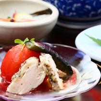 夕食◆低価格でも皆様に満足していただけるメニューをご用意しております
