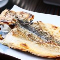 朝食◆焼き魚