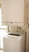 乾燥機&洗濯機