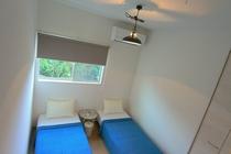 洋室 2人部屋