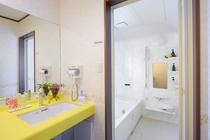 バスルーム&洗面所