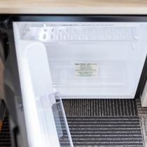 【静音冷蔵庫】眠りに配慮した静音冷蔵庫。※冷凍機能はございません。