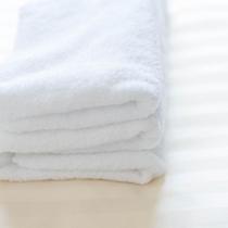【バスタオル・フェイスタオル】温泉をご利用の際にお部屋からお持ちください。