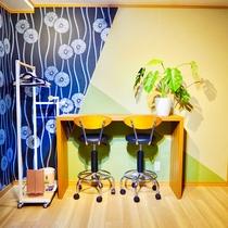 1階 寝室ROOM#1  6畳ダブルベッドルーム(140cm×200cm)