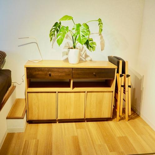 1階 寝室ROOM#2 ダブルベッドルーム(140cm×200cm)