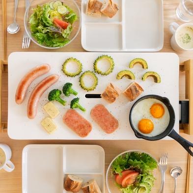 【部屋食】 【朝食・夕食1回付き】5泊ステイ プール付きのヴィラで過ごす沖縄ステイ