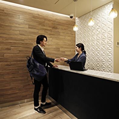 【貯まる使える】ポイント10倍!ビジネス利用に◎新宿駅も電車で5分!笹塚駅前のホテル☆コロナ対策中!