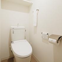 【トイレ】温水便座完備