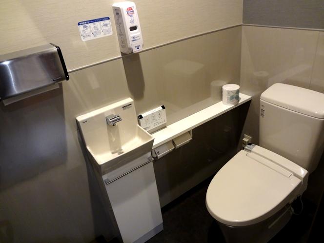 設備 - トイレ