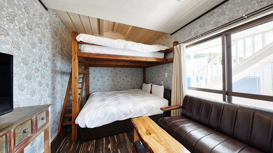 客室ベッド(一例)