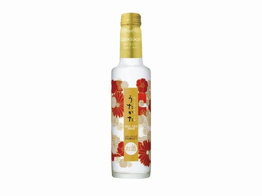 【SOU・SOU×月桂冠】スパークリング日本酒仕立て「うたかた」付 素泊り