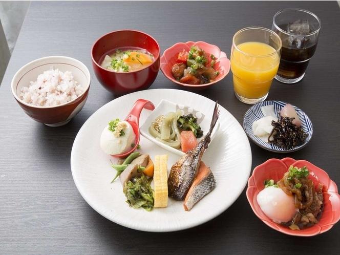 朝食ビュッフェ盛り合わせ 例 その②