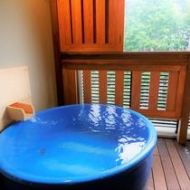 【全客室に露天風呂】どのお部屋でも客室露天風呂をお楽しみいただけます