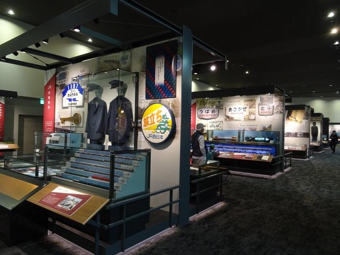 京都鉄道博物館は、大人も1日楽しめます♪