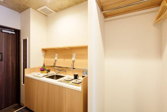 【秋冬旅セール】【直前7日】急なご出張、お出かけ応援プランです♪全室キッチン・調理器具付き