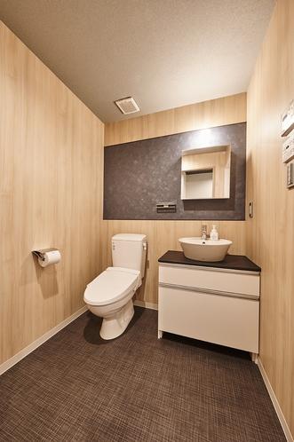 全室洗浄トイレ完備