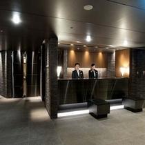 27階グランヴィアフロア ラウンジ入口