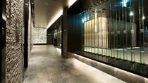 【27階グランヴィアフロア】エレベーターホール