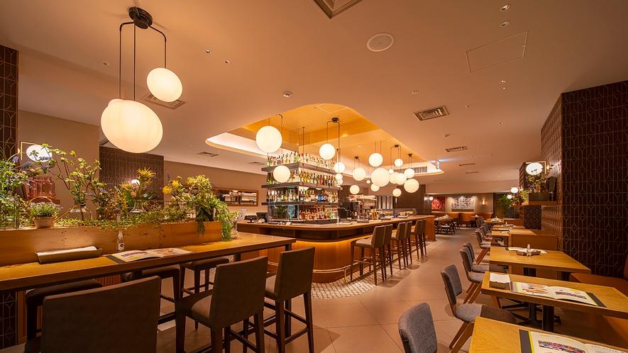 【レストラン(1F)】カフェ&ダイニング イグナイト