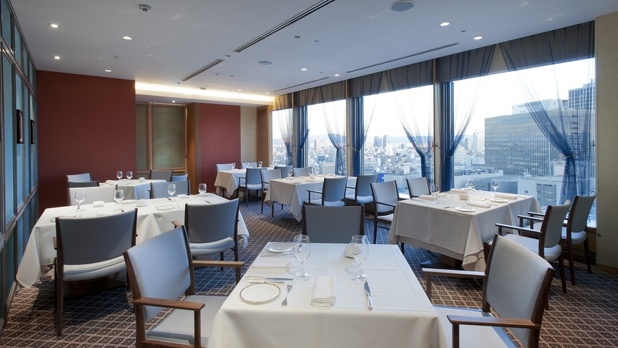 【レストラン(19F)】フレンチレストラン フルーヴ