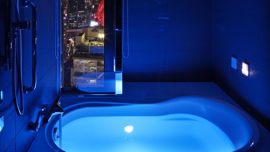 【27階グランヴィアフロア】コンフォートツイン バスルーム