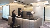 19階フロント・インフォメーションカウンター