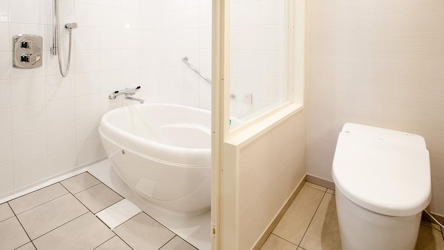 【27階グランヴィアフロア】プラシードダブル バスルーム