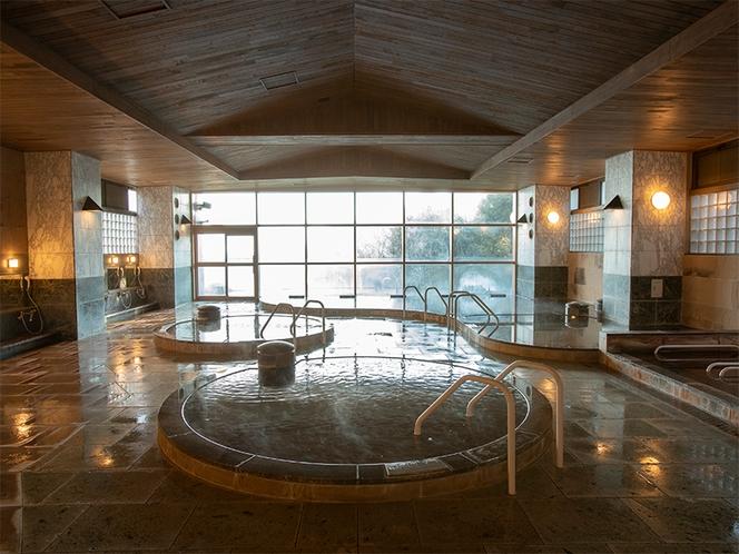 例:大浴場