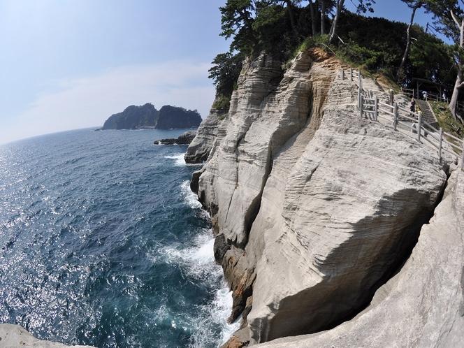 例・堂ヶ島