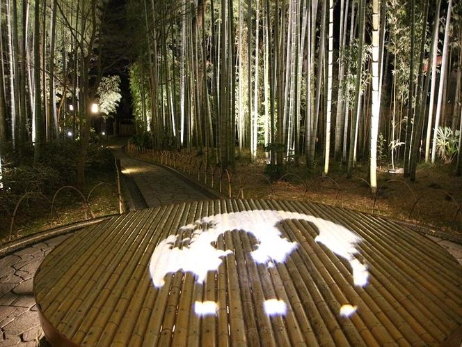 例・修善寺温泉 竹林の小径