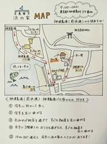 浜の家Map